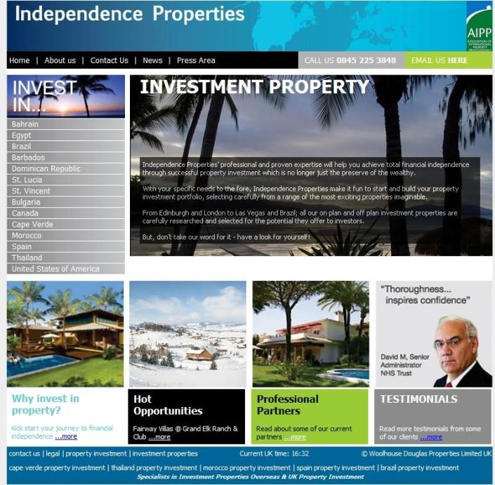 Independence Properties